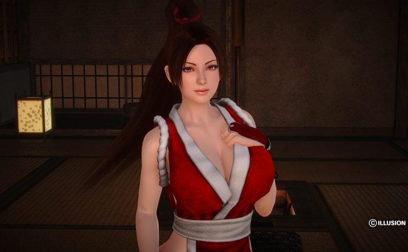 [HS] Mai Shiranui DoA Character Mod (UPDATED)