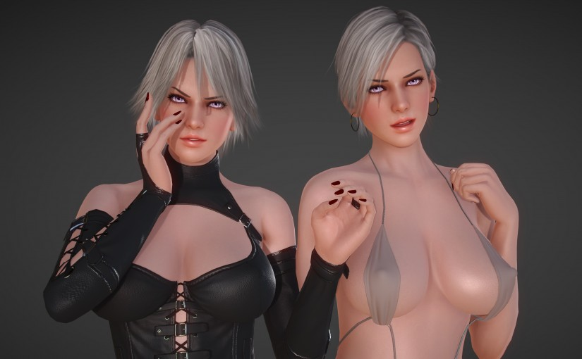 [HS] Christie DoA Character Mod (Updated – 1.1 UserData added)