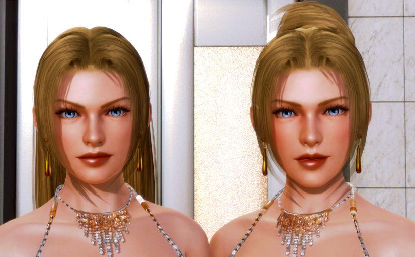 [HS] Rachel DoA Character Mod