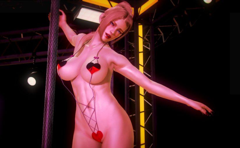 [HS] Stripper Bikini