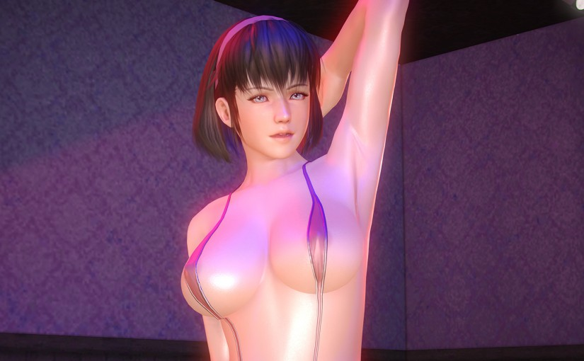 [HS] Hitomi DoA Character Mod (Updated)