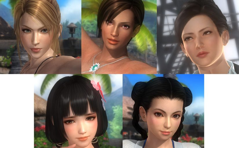 Last DoA Girls Poll: Updated with results