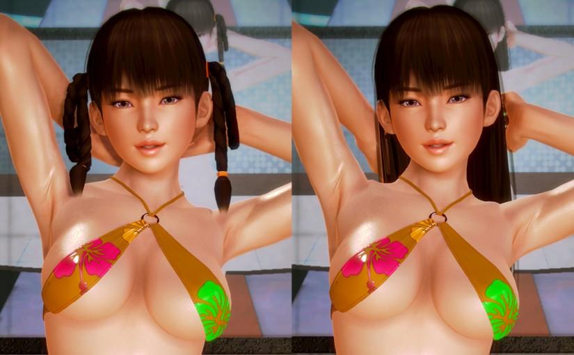 [HS] Leifang DoA Character Mod