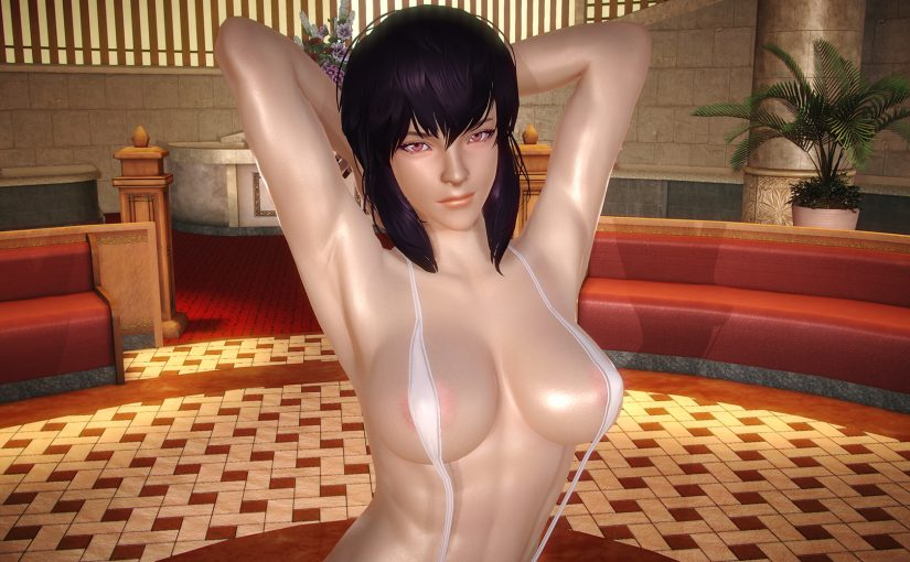 [HS][Request] Motoko Kusanagi from First Assault (GITS SAC)