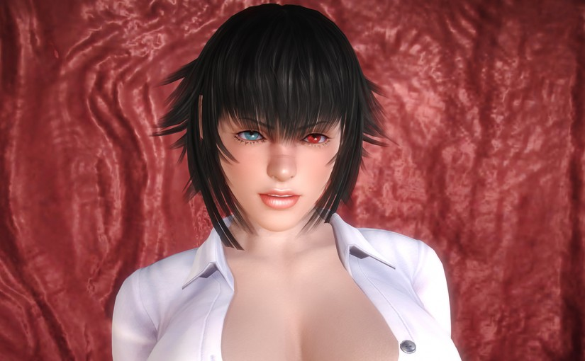[HS][Request] Lady DMC4 Character Mod