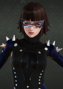 HS][Request] Makoto's Rider Outfit from Persona 5 - Roy12 Mods