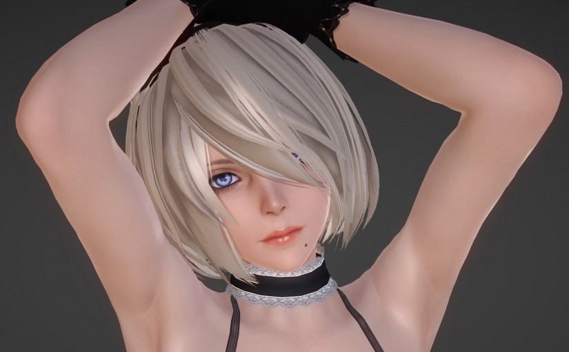 [HS][Request] 2B from Nier Automata