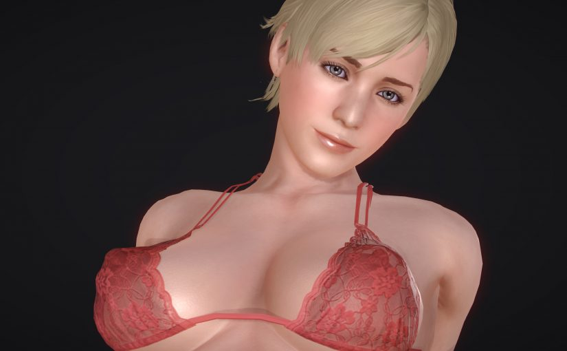 [HS][Request] Sherry from Resident Evil 6