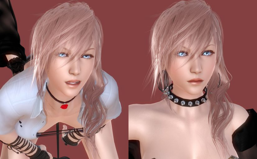 [HS][Request] Lightning from FFXIII
