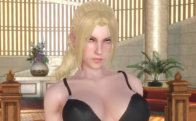 [HS][Request] Nina Williams from Tekken 7