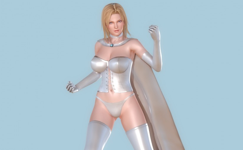 [HS][Request] Emma Frost's Outfit