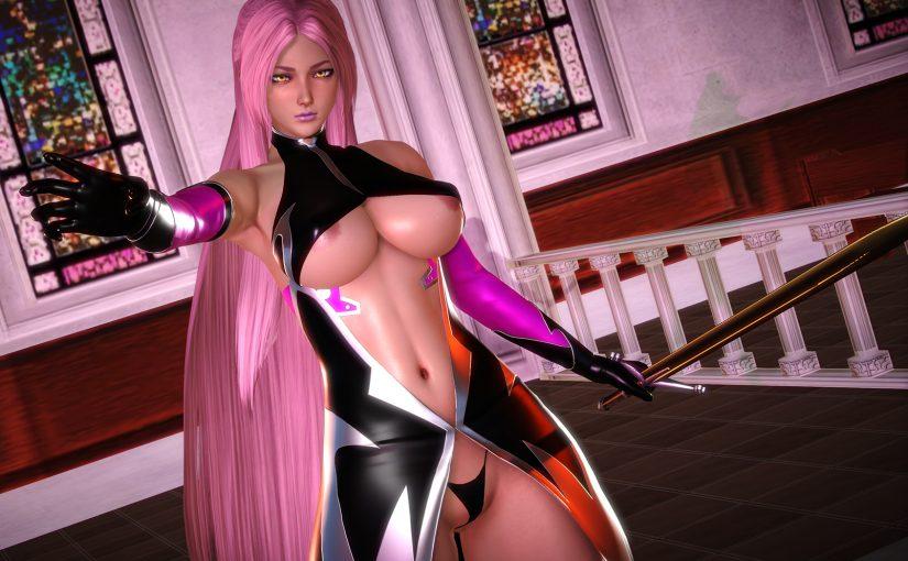 Hell Knight Ingrid