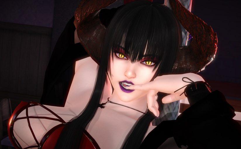[HS] Eliza from Tekken 7