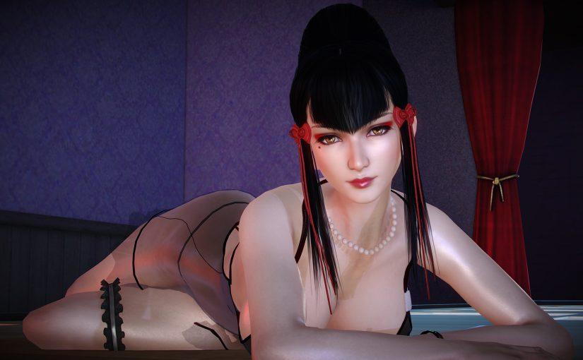 [HS] Kazumi from Tekken 7