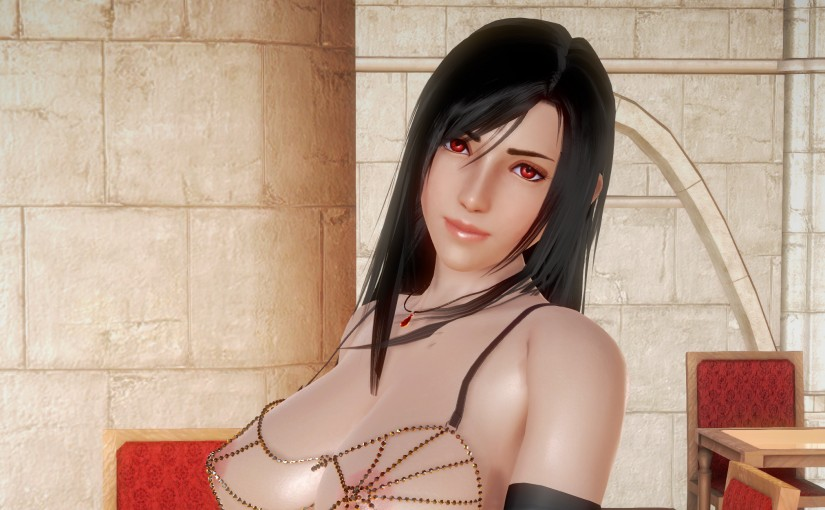 [HS] Tifa Lockhart from FF Mobius