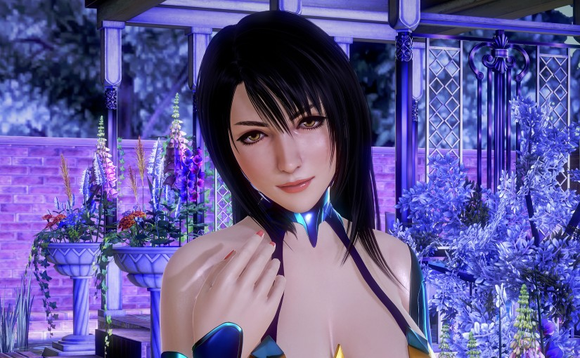 [HS] Rinoa Heartilly