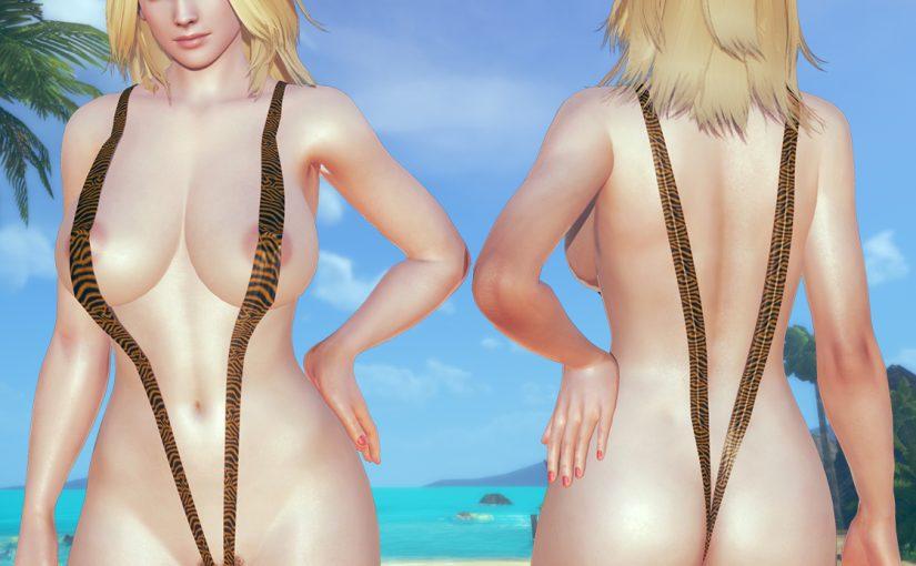 [AI] Slingshot Bikini
