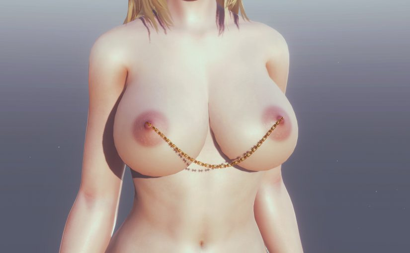 [AI] Nipple Chain